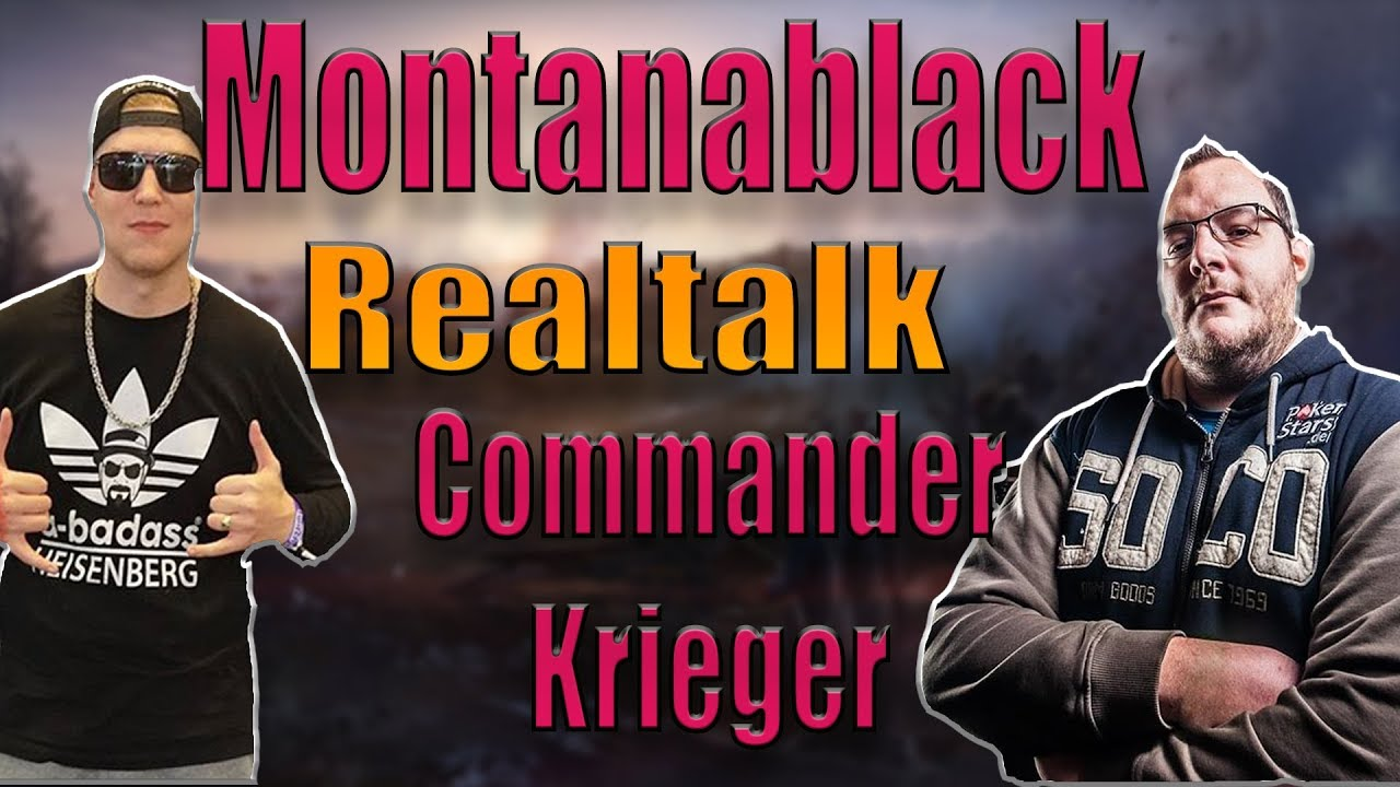Twitch Commanderkrieger