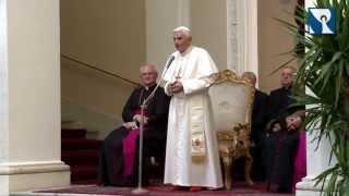 Papst Benedikt XVI. und die Bayern