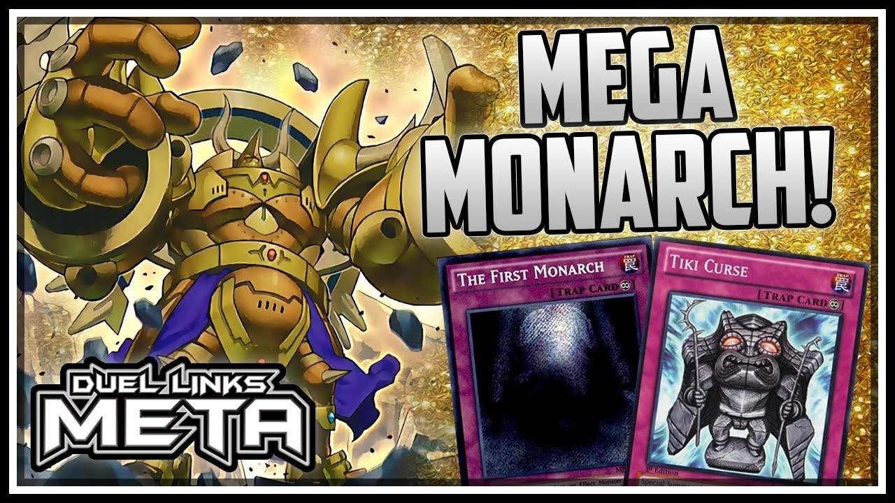 Granmarg the Mega Monarch! [Yu-Gi-Oh! Duel Links]