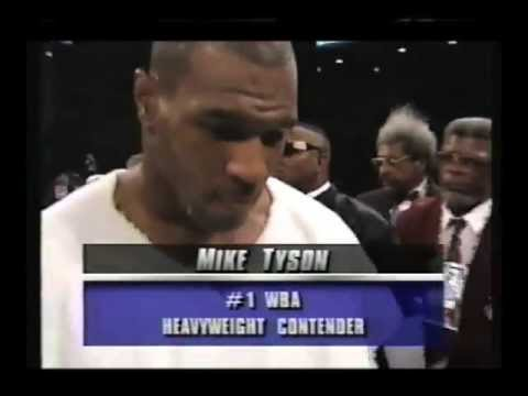 TYSON vs HOLYFIELD (II) Boxing's UNDISPUTED most INFAMOUS & INSANE Fight! With EAR BITING!!!