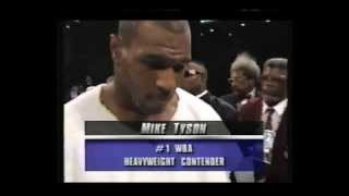 TYSON vs HOLYFIELD (II) Boxing's UNDISPUTED most INSANE Fight!