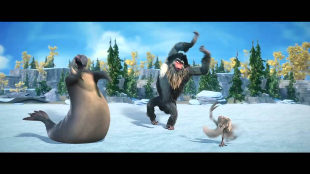 Ice Age 4 We Are Music Video Ft Jennifer Lopez Amp Nicki Minaj YouTube