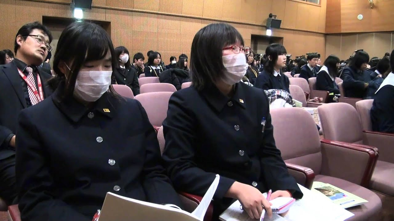 鶴翔高等学校制服画像