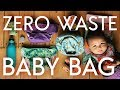 Zero Waste BABY BAG!! // Out & About with Frida