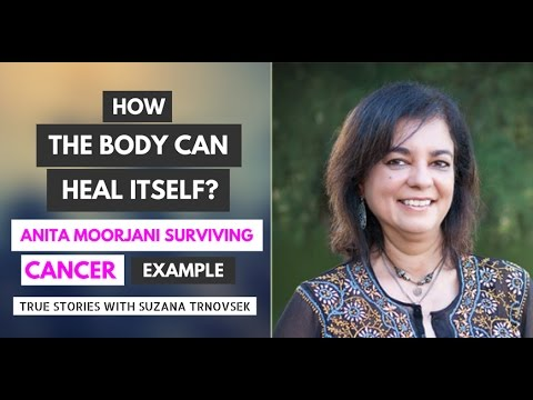 How the body can heal itself? | Anita Moorjani surviving cancer example | Self-healing with Suzana