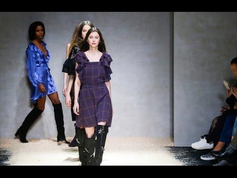 save off 00121 f5ed2 Kristina Ti | Fall Winter 2015/2016 Full Fashion Show | Exclusive