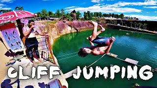 Cliff Jumping Grand Canyon Chiang Mai, North Thailand, Best for Adventure