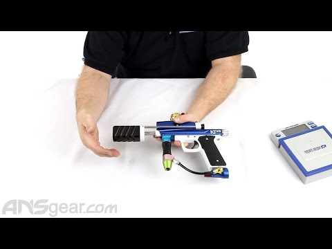 Azodin KP3 Kaos Pump Paintball Gun - Review