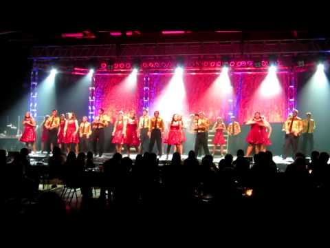 2015 Hays High Chamber Singers Dinner Show (Light up)