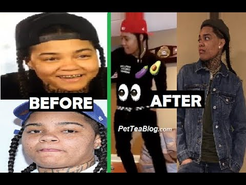 Young M.A Lost 20lbs on Vegan Diet & Looks Great 🍍🍠😍