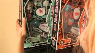 Monster High and Jem and the Holograms Haul Video #7!!! :D !!!