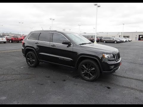 2013 Jeep Grand Cherokee Laredo Altitude 4X4 For Sale Dayton Troy Piqua Sidney Ohio | CP15569AT