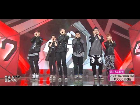 GOT7 - Girls Girls Girls, 갓세븐 - 걸스 걸스 걸스, Music Core 20140118
