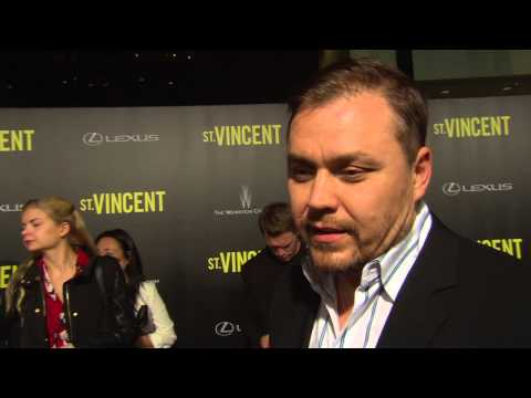 St. Vincent: Director Theodore Melfi New York Movie Premiere