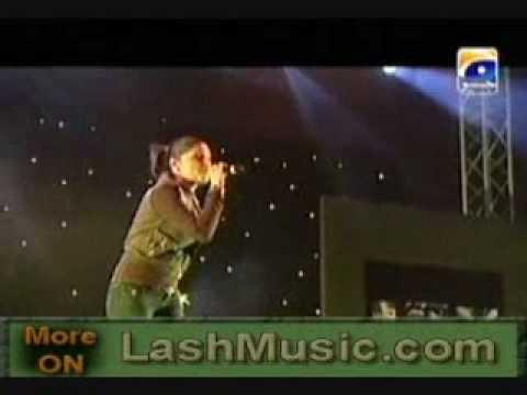 Hadiqa Kiani's full performance at Basant show 2010 Live