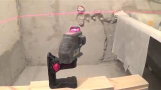 Укладка плитки в ванной, видеоурок от мастера