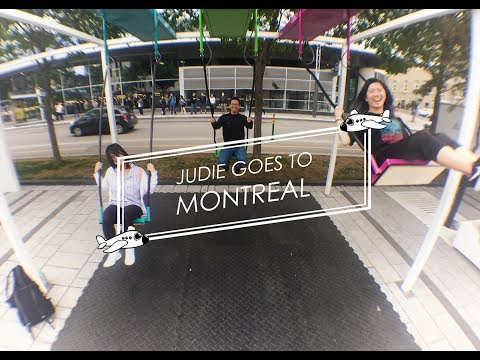 Summer '17 || Judie Goes to Montreal || Part 1: Food Tour