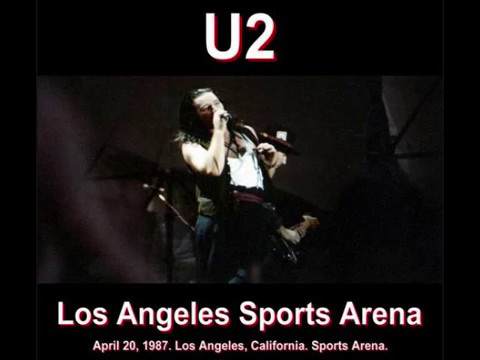 U2 - Los Angeles, USA 20-April-1987 (Full Concert With Enhanced Audio)