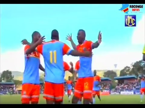 Match Amical des LEOPARDS du 26/03/2017 : KENYA 2 - RDC 1 (Résumé du Match)