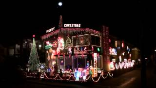 Best Christmas Lights in Orange County - Balboa Island