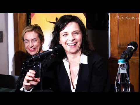 Juliette Binoche sur le film Polina, danser sa vie streaming vf