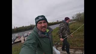 Рыбалка на реке Лозьва База Новый Вагиль часть 2