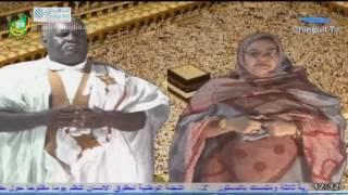 أهل الميداح - محمد و صباح - نبينا محمد زكاه الله - قناة شنقيط
