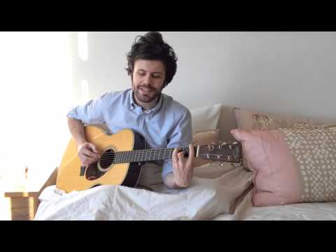 "Passion Pit performs ""Sleepy Head"" in bed 