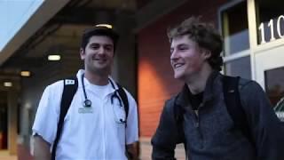 Dr. Oz Nursing Contest - Justin Pettinelli Stevenson University