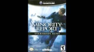 Minority Report: Everybody Runs - Main Menu [Music]