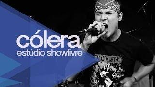 Cólera no Estúdio Showlivre 2014 - Apresentação na íntegra