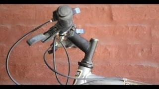 Cómo ajustar el manubrio de una bicicleta : Cómo reparar bicicletas