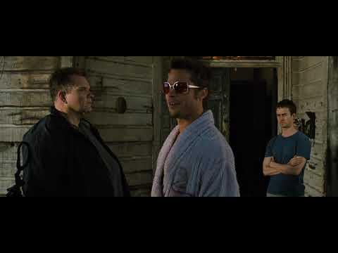 Fight Club Scene (1080p HD) Recruitment