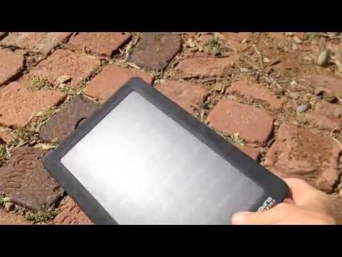 Solar Charger Review: Freeloader iSIS & Supercharger solar panel
