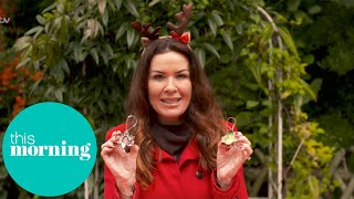 How to Make Your Own Baubles &amp Other Christmas Crafts  This Morning