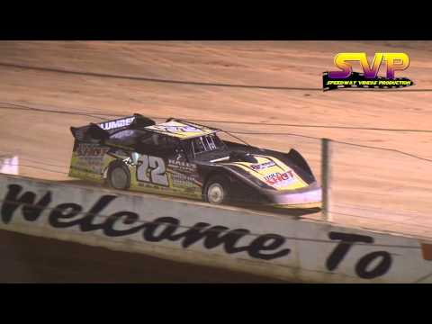 Volunteer Speedway / Spring National Heat Races / April 15 , 2016