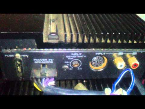 Mb Low Hertz Old School Kenwood Amps Youtube