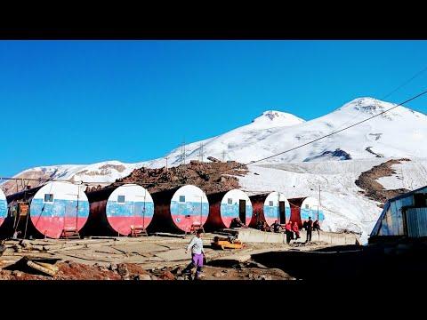 Mount Elbrus Climbing.