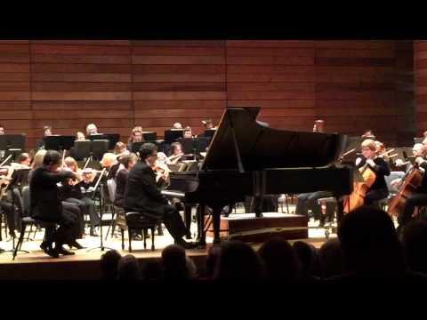 Grieg's Piano Concerto (1:30 min excerpt)