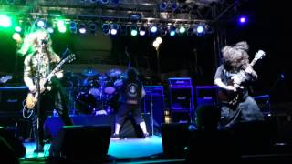 3 Inches of Blood - Metal Woman (Live on 70000 Tons of Metal 2013 Pool Deck)