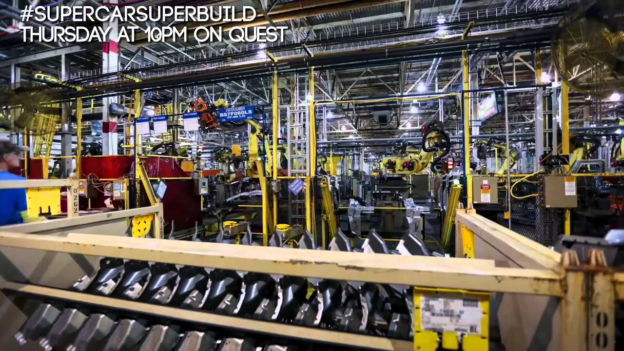 Supercar Superbuild Ford Mustang Teaser Youtube