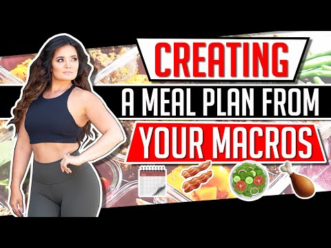 Meal Plan With Macros