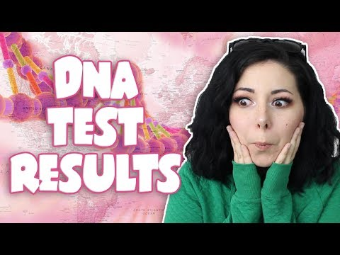 WHERE AM I REALLY FROM? DNA TEST RESULTS!