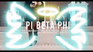 PI PHI 19 RECRUITMENT VIDEO || OHIO STATE UNIVERSITY