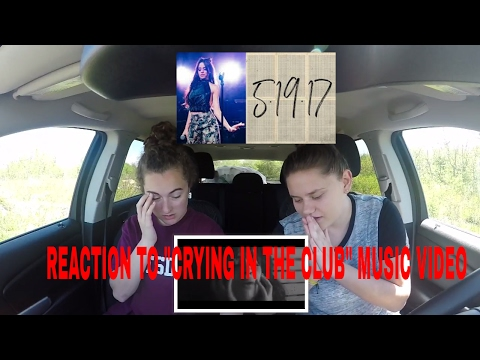 """REACTION TO """"CRYING IN THE CLUB"""" MUSIC VIDEO BY CAMILA CABELLO"""