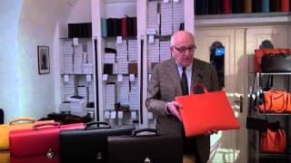 Business-Tool: Aktentasche / Interview mit Robert Horn (Deutsch)