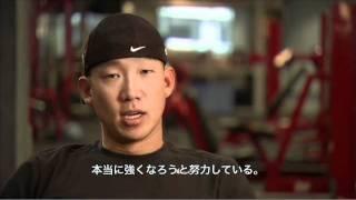 アンソニー・キム:ゴルフトレーニングについて