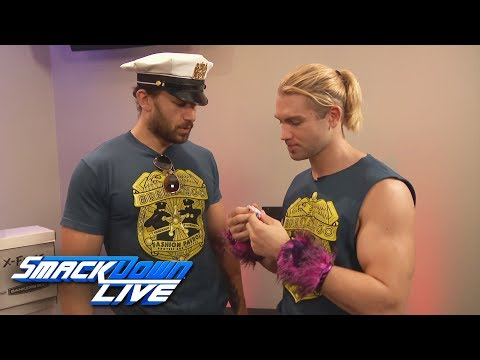 Breezango gets back to basics in The Fashion Files: SmackDown , Aug 29, 2017