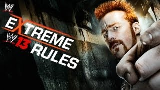 WWE Extreme Rules 2013 - Resultados y Highlights - WWE'13