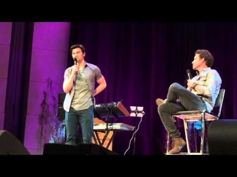 Matt Cohen hilariously describing his first impressions of Jensen Ackles and Jared Padalecki!